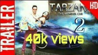 TARZAN THE WONDER CAR 2 MOVIE TRAILER
