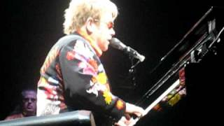 Elton John Tiny Dancer LIVE in Toronto 2009