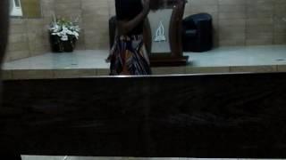 Coreografia atos 2 Gabriela Rocha