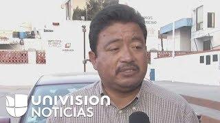 """""""Es una vil mentira"""": alcalde de Tlahuelilpan tras acusaciones de corrupción en el robo de gasolina"""