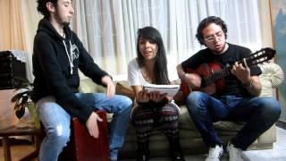 tengo ganas - andres cepeda - ( cover ) - Jimmy veronica y walter guitarra