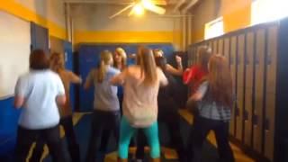 Dancing to Laffy Taffy!