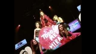 XV Playback Ledesma 2009  - Gloria Trevi - Todos me miran