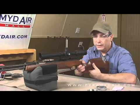 Video: Beeman HW97 underlever air rifle - AGR Episode #52  | Pyramyd Air