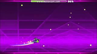 Geometry dash: Hyper blaster (FREE DEMON!!)