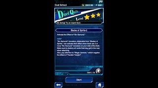 Yugioh Duel Links - Duel Quiz Level 3 : Blades of Spirit 2