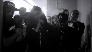 Ozzie B x Knowl£dg£ - Don't Say A Word (Prod. by InTheMakins) [Music Video]   GRM Daily