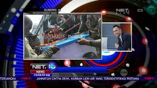 Kronologis Penemuan Black Box Pesawat Lion Air JT 610   NET10