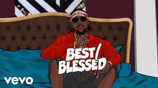 Popcaan - Best/Blessed (Lyric Video)