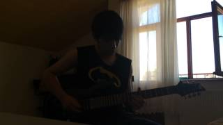 maNga-Fly To Stay Alive (Guitar Cover)