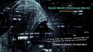"Suspenseful Conspiracy Theory Music - ""Blood Money"" - bgm instrumental background dark mystery music"
