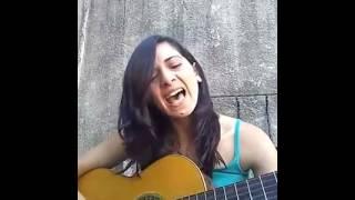 Eruca Sativa - Sin la red - Cover by Giorgina D´Angelo