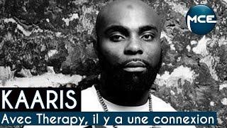 """Kaaris à propos du succès son album """"Le bruit de mon âme"""": """"Avec Therapy, il y a une connexion"""""""