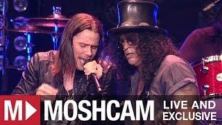 Slash ft.Myles Kennedy & The Conspirators - Doctor Alibi   Live in Sydney   Moshcam