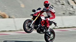 Test Drive 2016 Ducati Hypermotard 939 SP
