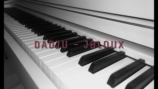 DADJU - Jaloux (Piano Cover)