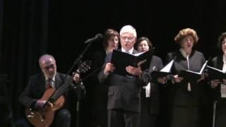 Coro do BPI - Traz outro amigo também (José Afonso)