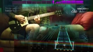 "Rocksmith Remastered - DLC - Guitar - Crossfade ""Cold"""