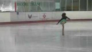 Megan Skates To Charlie Brown