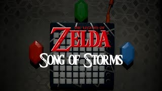 The Legend of Zelda: Song of Storms | Launchpad Cover/Remix