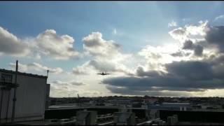 Maior avião comercial do mundo pousa em São Paulo A380