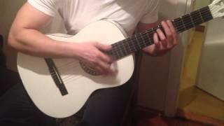 Gipsy kings- Bamboleo guitar cover