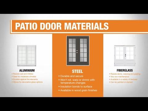 Best Patio Doors for Your Home