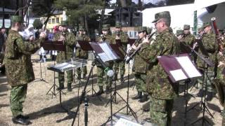 Unter dem Doppeladler (Under the Double Eagle) - Japanese Army Band