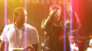 Jim Jones & Juelz Santana (Dipset) - Crunk Muzik (Live At Thisis50 Festival)