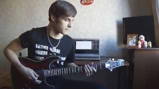 Hollywood Undead - Everywhere I Go (Guitar Cover)