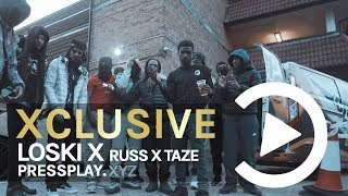 Loski X Russ X Taze - Olympic Chinging (Music Video) @itspressplayuk
