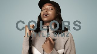 Little Simz - Backseat | A COLORS SHOW