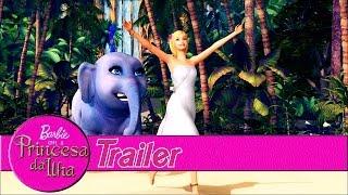 Barbie em a Princesa da Ilha | Trailer Oficial HD | Dublado