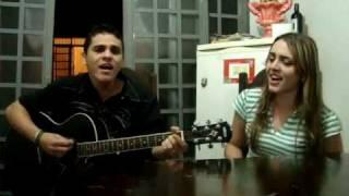 Roberta &  Santiago-Minha boca você não beija mais.flv