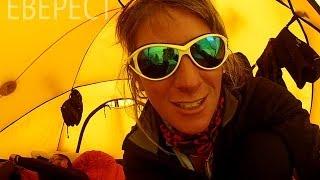 Ilina Arsova, Everest video