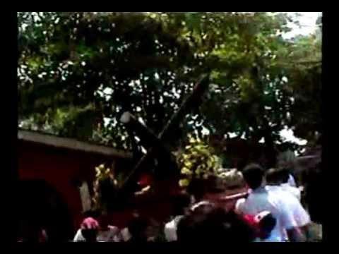 Viernes Santo 2011: Procesion del Via Crucis – La Virgen del Pilar