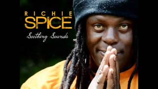 Richie Spice - Wandering Sheep [Oct 2012] [Tads Records]
