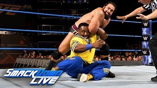 Big E vs. Rusev: SmackDown LIVE, Oct. 31, 2017
