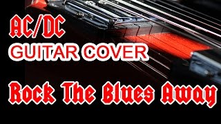 """AC/DC """"Rock The Blues Away"""" (Rock Or Bust, 2014), Rythm Guitar Cover"""