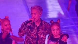 VIXX Ravi - DamnRa solo performance LIVE FANTASIA ELYSIUM
