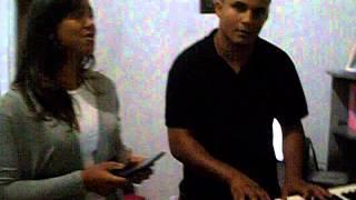 Bem vindo amor Musica de Claudia leite com Myh Santos e Ronilson dourado