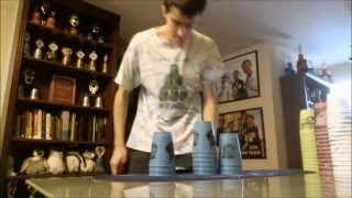 Sport Stacking Cycle 4.690