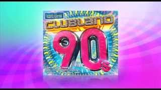 Clubland 90s - 4 CDs full of Anthems and Classics