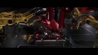 Iron Man Suit Up  - Mechanical Sound Design (dress mech armor metal garage works sfx)