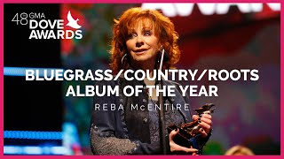 Reba McEntire Wins Bluegrass/Country/Roots Album of the Year