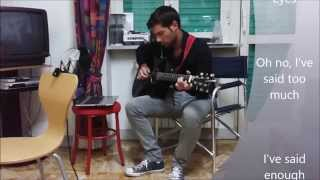 R.E.M. - Losing My Religion - Acoustic Fingerstyle Guitar Cover with Lyrics by Milo
