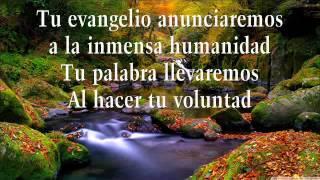 HImno Canta A Dios Con Alegría Pista