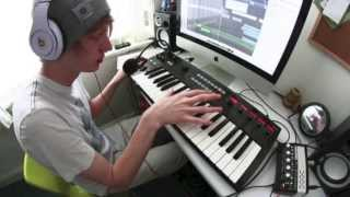 Lipps Inc - FUNKY TOWN cover [by JustLeroy//] (HD)