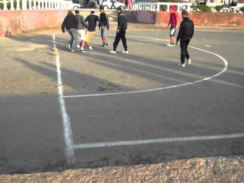 Morocco Street Soccer