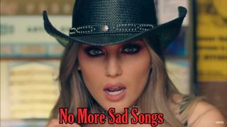 Little Mix - No More Sad Songs ft. Machine Gun Kelly (Lyrics)